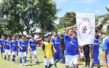 North Pakaraima Football tournament