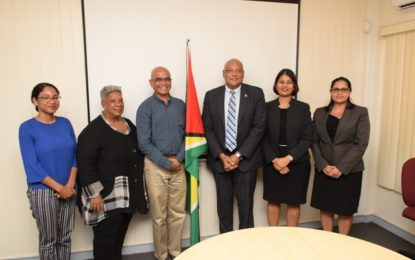 Guyana gets Norway funds for implementation of second phase MRVS