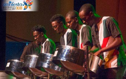 Guyana's Steelpan, Tassa, African drumming dominate at CARIFESTA XIII