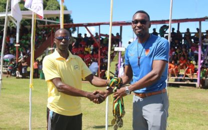 Upper Mazaruni District Games 2017 deemed a success