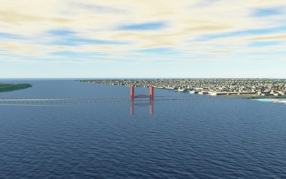 Pre-qualification of contractors for new Demerara River Bridge