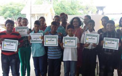 Rice Board awards Bursary to 11 successful NGSA awardees