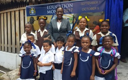 Education Month 2017 Launched – Education Ministry to focus on disparity in Education and Transportation services