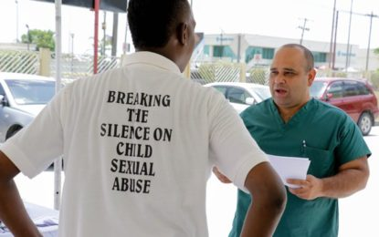Child Protection Week Outreach