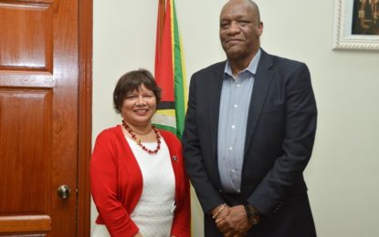 Guyana and Canada look to strengthened relations