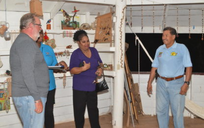 Barbadian team impressed with Community-based Tourism