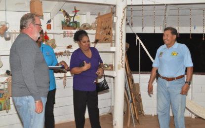 Barbadian team impressed with Community-based Tourism