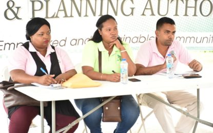 CH&PA holds consultations with C Field Sophia residents
