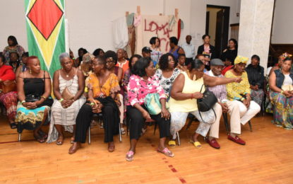 'Kwe-Kwe-Nite' takes Brooklyn at signature Guyana Folk Festival