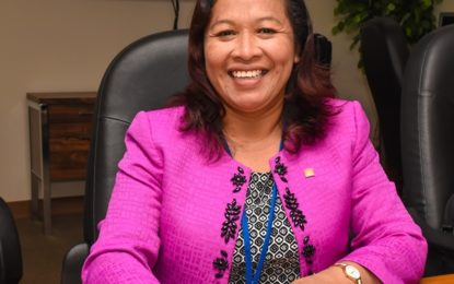 Minister Hastings-Williams seeks to strengthen new post through UNGA attendance