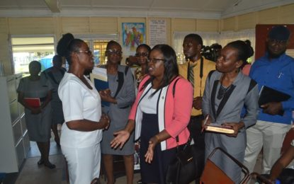M&CC, MOPH collaborate to improve health centres
