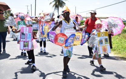 'Reading Carnival' in Region Two promotes literacy through technology