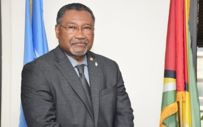 Guyana's Mission to UN identifying development partners to aid with projects