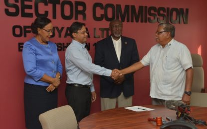 Beharry Group of Companies makes donation to hurricane ravished Caribbean countries