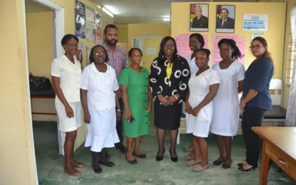 La Parfaite Harmonie Health Centre is up to standard- Minister Cummings