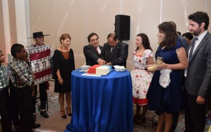 Chile celebrates 207th Independence – Guyana appreciative of strong bilateral relations -PM