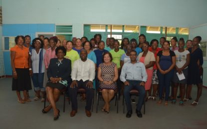 First Lady encourages participants at 20thSelf Reliance workshop to 'think big'