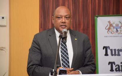Constitutional reform still a government priority – Min. Trotman