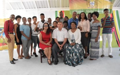 Minister Norton says cultural preservation vital to strengthening national identity  -Harmony Festival 2017