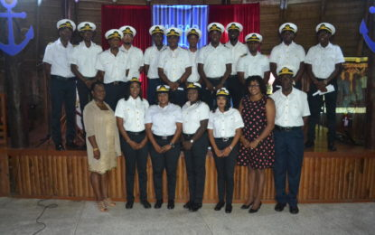 MARAD hosts historic graduation