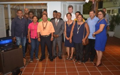Integrating Traditional Knowledge Project officially launched