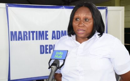 First batch of female sea captains graduate from MARAD