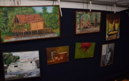 Indigenous Artists shine at Heritage Village