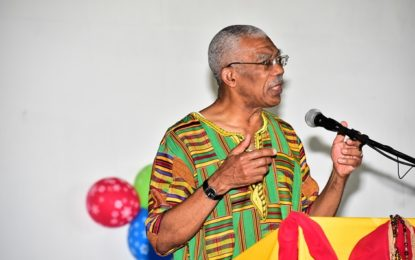 Revitalised villages to create economic empowerment  -President at Pan African Movement Conference