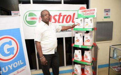 GUYOIL launches new product to meet local market demands