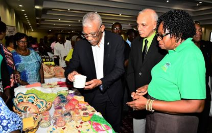 Demerara-Mahaica launches Regional, Agricultural and Commercial Exhibition