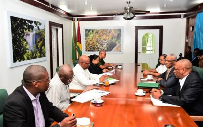 Government of Guyana working on strong relief response to hurricane hit territories  -pledges initial US$50,000 to regional relief effort