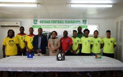 Charity football match kicks off Sunday – to aid hurricane affected countries
