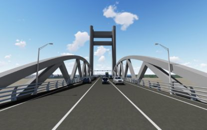 DHB feasibility study completed, recommends three-lane low bridge at Houston – Versailles