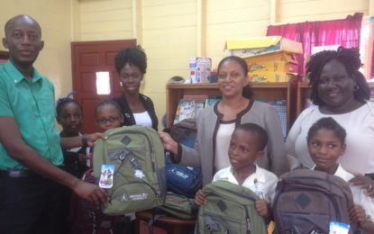 One Future Guyana/Ministry gives back to underprivileged kids
