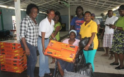 """""""Government Delivers on promise made as the Ministry of Social Protection aids Wismar residents"""""""