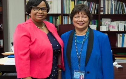 Telemedicine for 2018 roll out in Guyana Minister Lawrence said