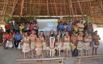 Wapichan people expose rights violations and growing threats to their  forest and communities from mining and illegal resource use