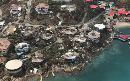 Guyanese in Caribbean islands share Irma experience