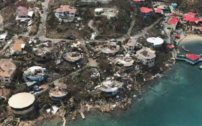 Guyanese in Caribbean islands share Irma experience