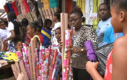 Georgetown abuzz with back to school shopping