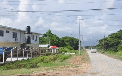 Catherina's Lust, Baker Street residents benefit from improved access roads