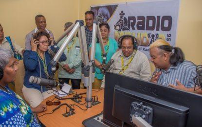 Radio Mahdia 95.1FM hits the airwaves!
