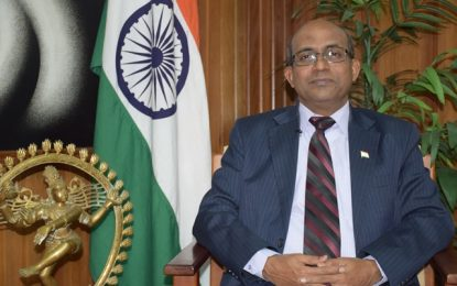 Bilateral relations between Guyana and India reinforced