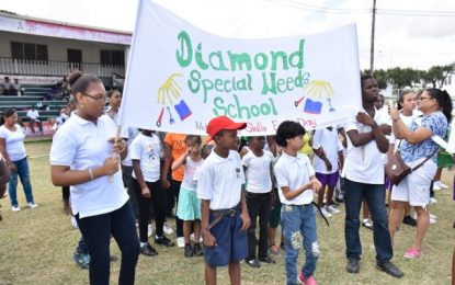 National Sports Commission hosts second Special School Athletic Sports
