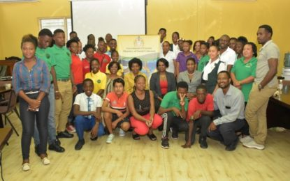Linden youths benefit from Diversity Education and Inclusion Workshop