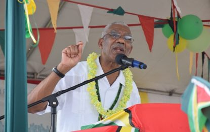 President calls for innovation in agro–processing