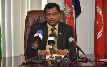 'Police will improve' – Min. Ramjattan