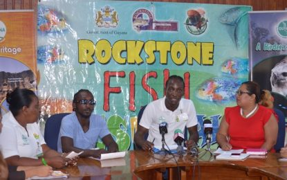 Rockstone Fish Festival 2017 aims to attract international patrons