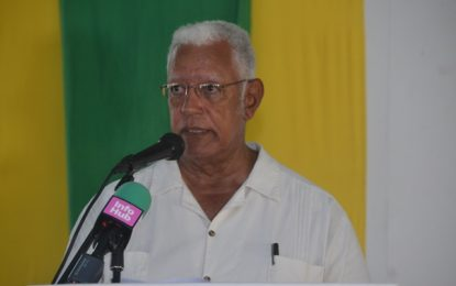Guyana must play an integral role in meeting global rice demands – Minister Holder