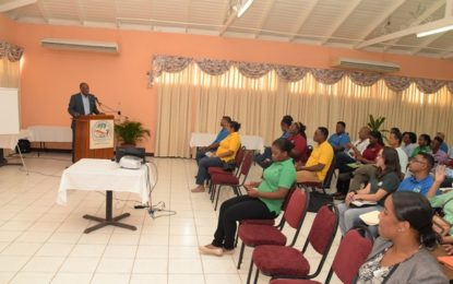 Minister Harmon calls on EPA for more focus on technical expertise, environmental management